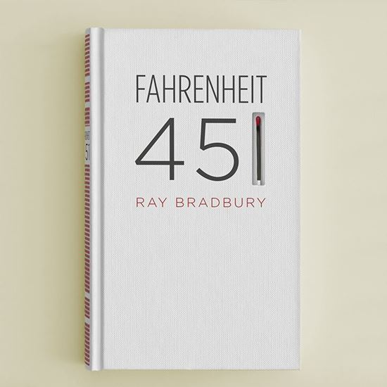 Picture of Fahrenheit 451 by Ray Bradbury